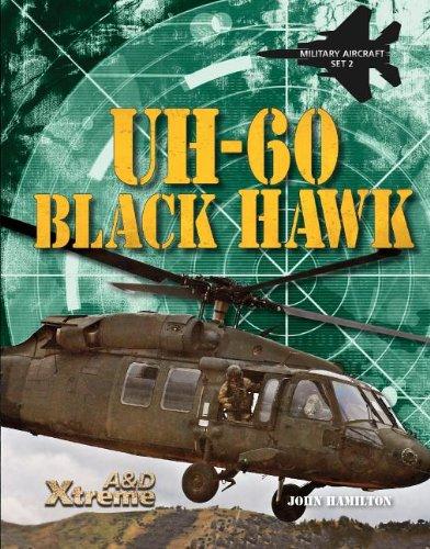 9781617836893: Uh-60 Black Hawk (Xtreme Military Aircraft Set 2)