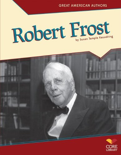 9781617837173: Robert Frost (Great American Authors)