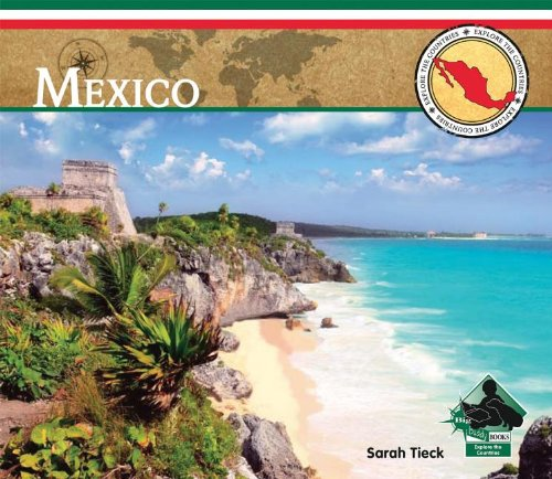 Mexico (Hardcover): Sarah Tieck