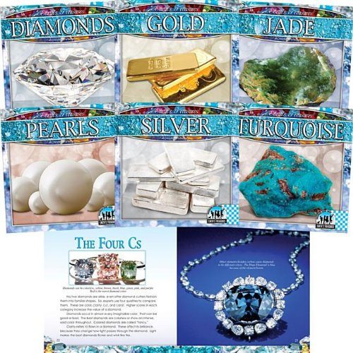 9781617838699: Earth's Treasures