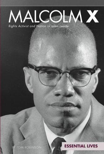 9781617838934: Malcolm X: Rights Activist and Nation of Islam Leader (Essential Lives)