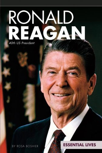 9781617838958: Ronald Reagan: 40th US President (Essential Lives)