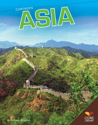 9781617839306: Asia (Continents)
