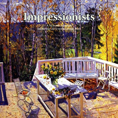 9781617912337: Impressionistes Calendrier 2013