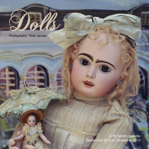 9781617912566: Poupées - Dolls - Calendrier 2013