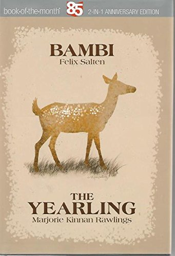 9781617930164: Bambi / The Yearling - 2 in 1 Anniversary Edition