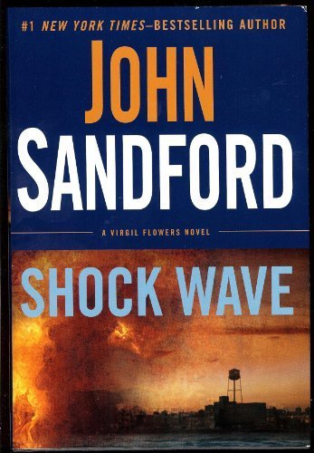 9781617930256: Shock Wave (Large Print) (A Virgil Flowers Novel)