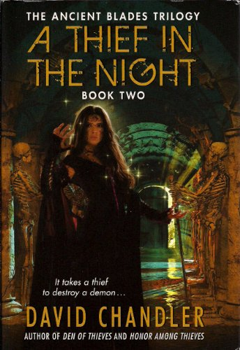 9781617932205: A Thief in the Night (Ancient Blades Trilogy, 2)