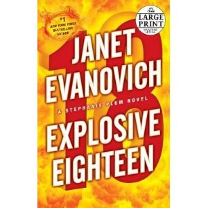 9781617932434: Explosive Eighteen: A Stephanie Plum Novel