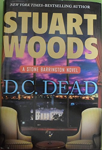 9781617933264: D.C. DEAD - A STONE BARRINGTON NOVEL