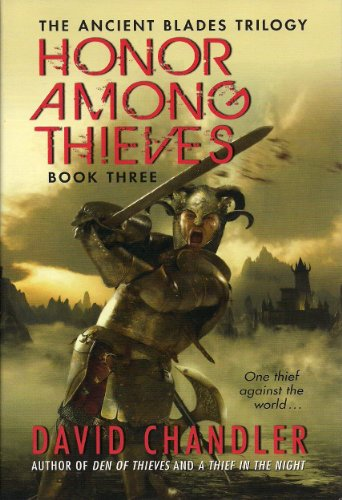 9781617934353: Honor Among Thieves (Ancient Blades Trilogy, 3)