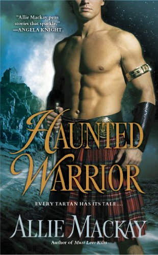 9781617934711: Haunted Warrior (She has a Ghost of a Chance)