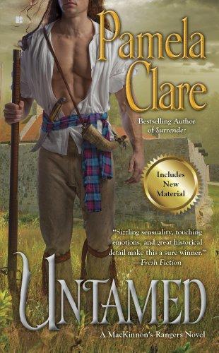 9781617934773: Untamed (A MacKinnon's Rangers Novel)