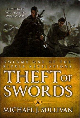 9781617934797: Theft of Swords (Riyria Revelations, 1, 2)