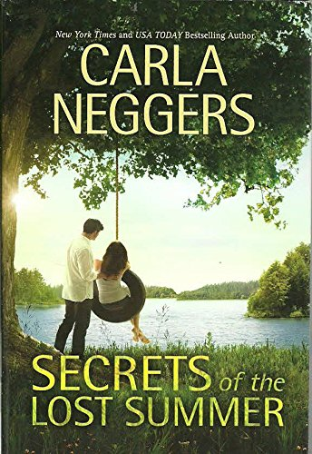 9781617935763: [SECRETS OF THE LOST SUMMER (LARGE PRINT) - LARGE PRINT BY (Author)Neggers, Carla]Hardcover(Feb-2012)