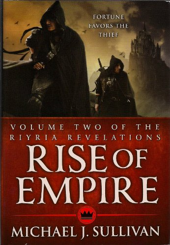 9781617935770: Rise of Empire (Riyria Revelations, 2)