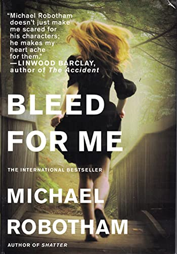 9781617937064: Bleed For Me (Large Print)