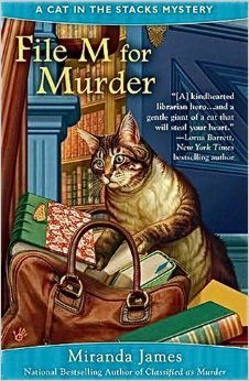 9781617937972: File M for Murder ((A Cat in the stacks mystery))