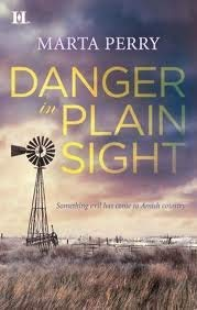 Danger in Plain Sight (Large Print Edition): Marta Perry