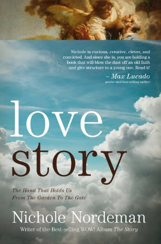 Love Story: The Hand that holds us from the garden to the gates: Nichole Nordeman