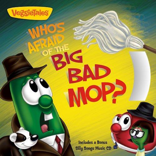 9781617953323: Who's Afraid of the Big Bad Mop? (Veggietales)