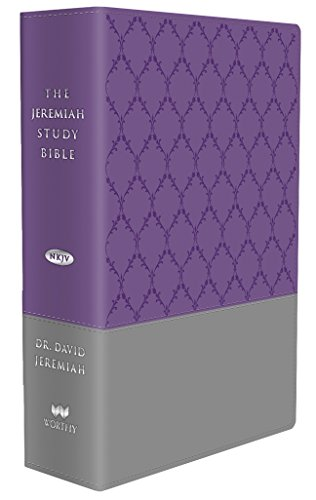 9781617956485: Jeremiah Study Bible-NKJV: What It Says. What It Means. What It Means for You.