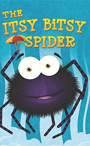 Itsy Bitsy Spider (Bbk) (Nursery Rhymes): Authorship, No