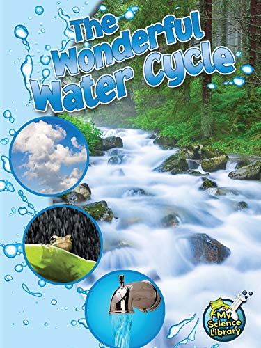 9781618101044: The Wonderful Water Cycle (My Science Library)