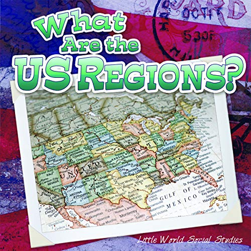 9781618101457: What Are the US Regions? (Little World Social Studies)