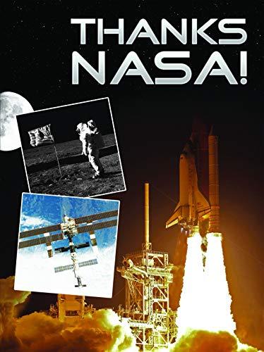 9781618102539: Thanks, NASA! (Let's Explore Science)