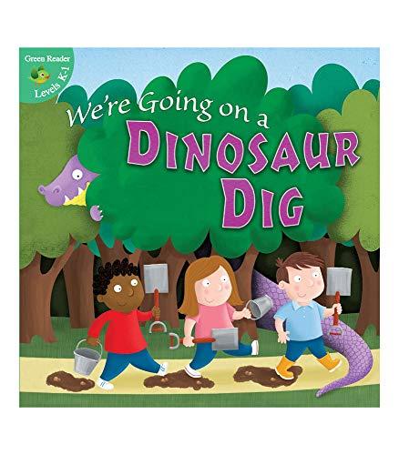 We're Going on a Dinosaur Dig (Little Birdie Readers): Suen, Anastasia