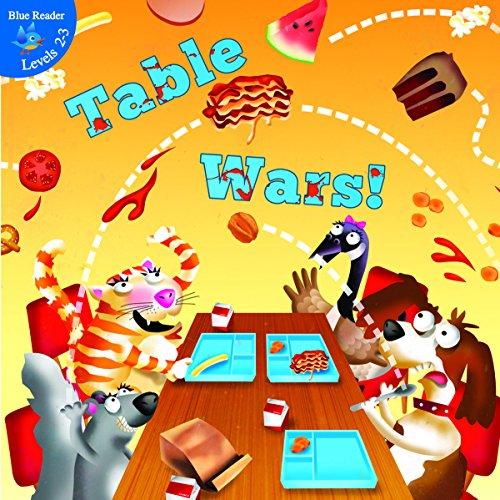 9781618103307: Table Wars! (Little Birdie Readers)