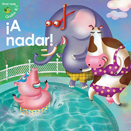 9781618105189: ¡A nadar! / Swim For It! (Alitas verdes, Niveles K-1 / Green Readers, Grades K-1)