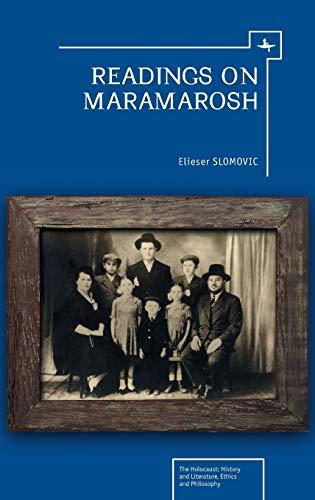 Readings on Maramarosh (Hardback): Elieser Slomovic