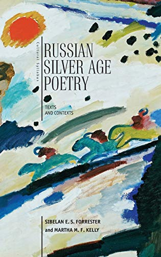 9781618113528: Russian Silver Age Poetry: Texts and Contexts (Cultural Syllabus)