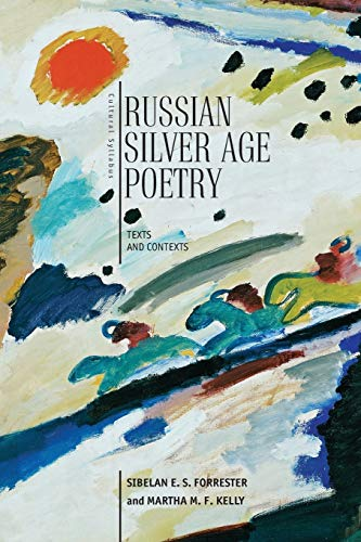 9781618113702: Russian Silver Age Poetry: Texts and Contexts (Cultural Syllabus)
