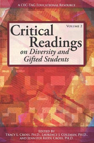 9781618210050: Critical Readings on Diversity and Gifted Students, Volume 2