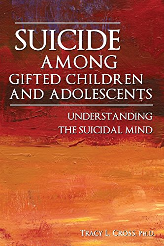 9781618210500: Suicide Among Gifted Children and Adolescents: Understanding the Suicidal Mind