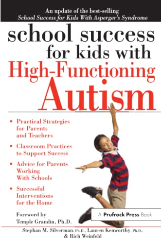 9781618211651: School Success for Kids with High-Functioning Autism