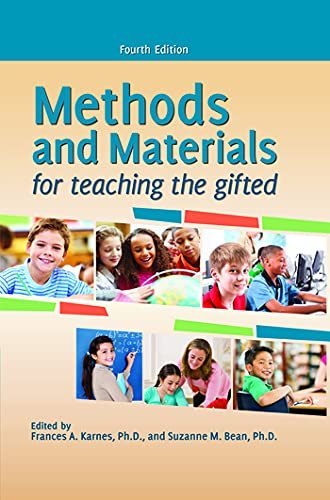 9781618212672: Methods and Materials for Teaching the Gifted (4th ed.)