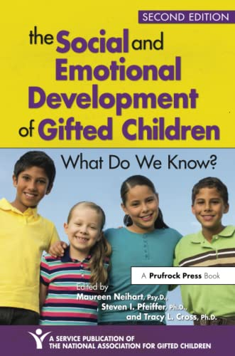 9781618214843: The Social and Emotional Development of Gifted Children: What Do We Know?