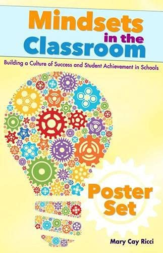 9781618215178: Mindsets in the Classroom Poster Set