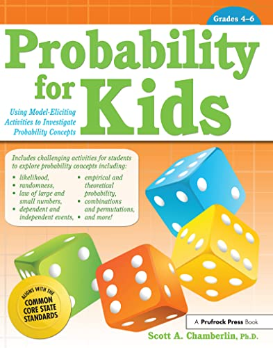 9781618215277: Probability for Kids: Using Model-Eliciting Activities to Investigate Probability Concepts