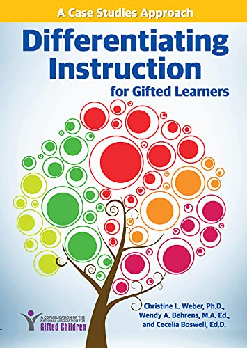 9781618215314: Differentiating Instruction for Gifted Learners: A Case Studies Approach