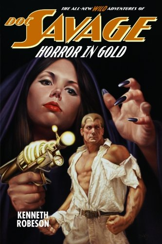 9781618270238: Doc Savage: Horror in Gold (Wild Adventures of Doc Savage)