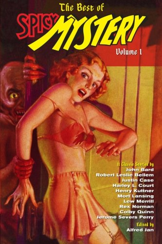 The Best of Spicy Mystery Volume 1: John Bard; Harley
