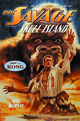 9781618271136: Doc Savage: Skull Island