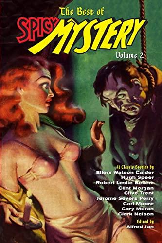 The Best of Spicy Mystery Volume 2: Ellery Watson Calder