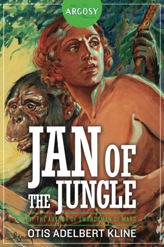 9781618273048: Jan of the Jungle (The Argosy Library)