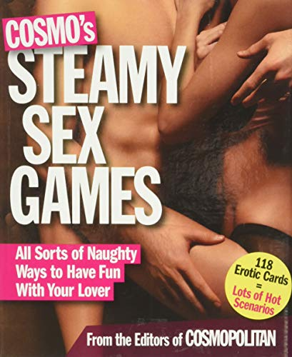 Cosmo's Steamy Sex Games: The Editors of Cosmopolitan